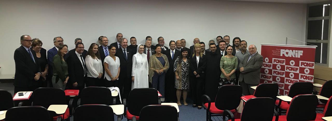 Associados ao FONIF em Assembleia Geral 2018